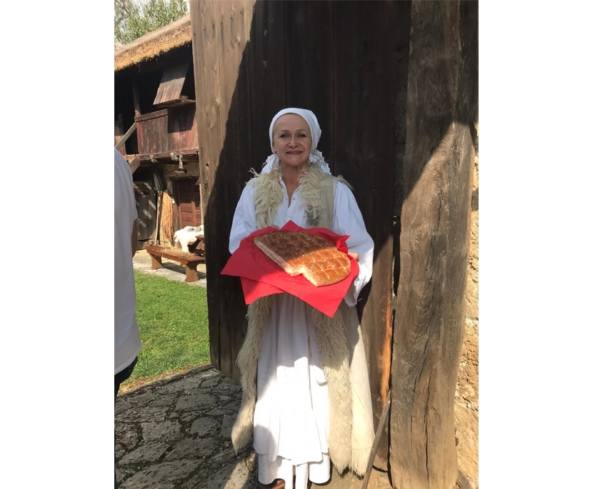 Herança Cultural Bela Krajina emŠokčev dvor