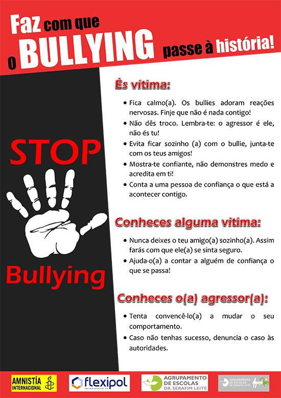 Campanha Publicitária Contra O Bullying